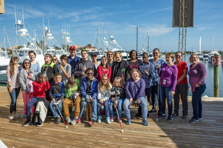 St Augustine Sailing to host students from Florida School for the Deaf and the Blind and provide sailing instruction along with onboard demonstrations. November 22, 2019, at 8:00 AM.