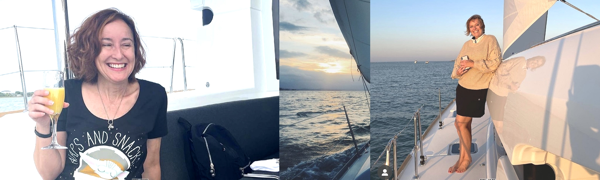 saint aug sailing portraits